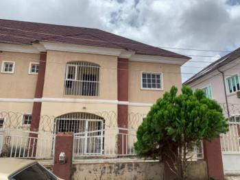 Tastefully Finished 4-bedrooms Semidetached Duplex with Bq Gated&fence, Nnpc Estate, Life Camp, Abuja, Semi-detached Duplex for Sale