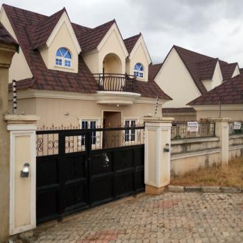 Standard 3 Bedroom Paint House, Galadimawa, Abuja, Detached Duplex for Sale