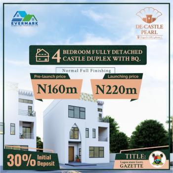 De Castle Pearl, Magodo Gra Phase 1/de Castle Pearl, Ogori/magongo, Kogi, House for Sale
