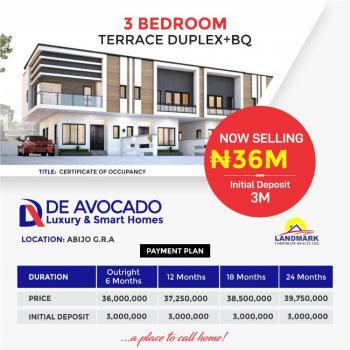 De Avocado Luxury/smart Homes, Gra, Abijo, Lekki, Lagos, Terraced Duplex for Sale