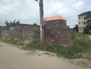 a Corner Piece Dry Up Land Very Close to The Road Fance Around, Divine Estate, Bogije, Ibeju Lekki, Lagos, Residential Land for Sale