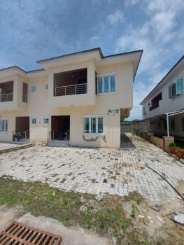 a Lovely 4 Bedroom 1 Bq Semi Detached, Meridian Estate, Awoyaya, Ibeju Lekki, Lagos, Semi-detached Duplex for Sale