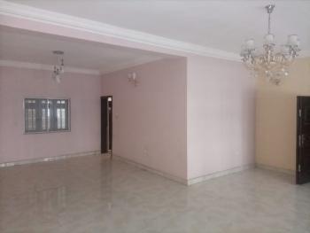 Sharp Standard 3 Bedroom Flat, By Mobil Filling Station, Mabushi, Abuja, Flat / Apartment for Rent