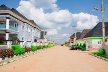 Service Plot of Land in a Gated and Secured Estate, Treasure Park and Garden Phase 3, Shimawa, Asese, Ibafo, Ogun, Residential Land for Sale