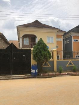 Lovely 4 Bedroom Duplex with C of O, Near Journalist Estate, Berger, Arepo, Ogun, Detached Duplex for Sale