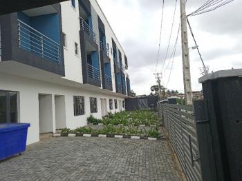 Brand New 4 Bedroom Carcass  Tarrace. Duplex, Akura Estate, Ikeja Gra, Ikeja, Lagos, Terraced Duplex for Sale