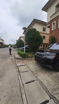 Waterview Massive 5 Bedroom Semi Detached with 2 Room Bq, Banana Island, Ikoyi, Lagos, Semi-detached Duplex for Rent