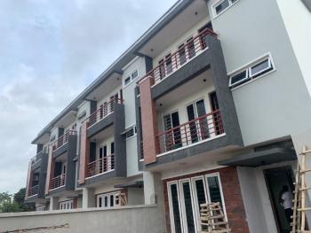 Brand New 5 Units of 4 Bedroom Terrace Duplexs with a Room Bq, Adeniyi Jones, Ikeja, Lagos, Terraced Duplex for Sale