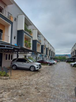 a Tastefully Finished Brand New 4 Bedroom Terrace Duplex with 1room Bq, Jahi, Abuja, Terraced Duplex for Rent