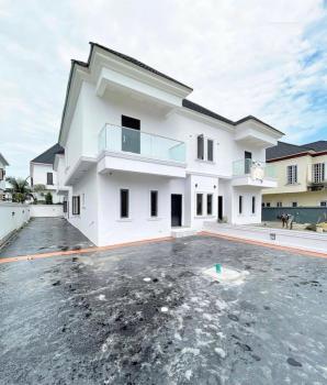 Super Spacious 4 Bedroom Semi Detached Duplex with Bq, Ikota, Lekki, Lagos, Semi-detached Duplex for Sale