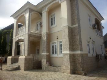 a Tastefully Finished Serviced Fully Detached 5 Bedroom Duplex with 2 Bq, Efab Metropolis, Gwarinpa, Abuja, Detached Duplex for Rent