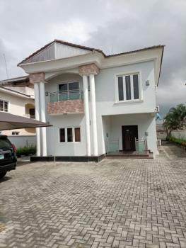 Executive 5 Bedrooms Fully Detached Duplex, Carlton Gate Estate Chevron Drive, Lekki, Lagos, Detached Duplex for Rent