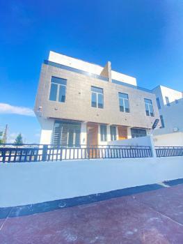 a Lovely Brand New Executive 4 Bedroom Semi Detached Duplex with Bq, Lekki Phase 1, Lekki, Lagos, Semi-detached Duplex for Sale