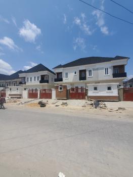 a Lovely 4 Bedroom Terrace, Chevron Alternative Route, Lekki, Lagos, Terraced Duplex for Sale