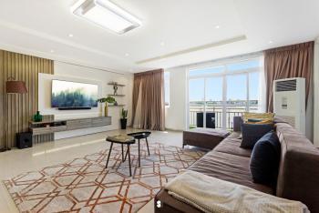 Luxury 3 Bedroom Waterfront Apartment, Admiralty Road, Lekki Phase 1, Lekki, Lagos, Flat / Apartment Short Let