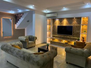 Nicely Designed 4 Bedroom Duplex, Lekki Phase 1, Lekki, Lagos, House Short Let