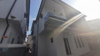 Fully Detached 5 Bedroom Duplex with Bq and Ample Parking, Chevyview, Lekki Phase 2, Lekki, Lagos, Semi-detached Duplex for Sale