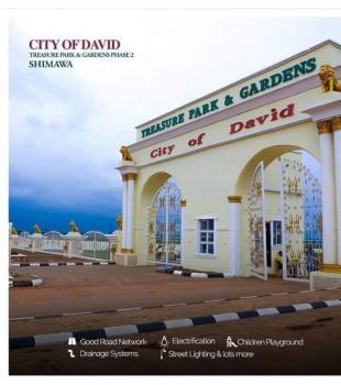 Treasure Park  Phase 2,city of David, Behind New Auditorium Rccg, Simawa, Ogun, Residential Land for Sale
