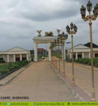 Treasure Park and Gardens Phase 2 Downtown Estate, Behind Redemption Auditorium Camp., Simawa, Ogun, Land for Sale