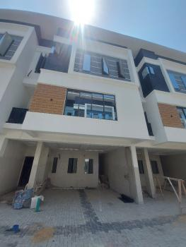 a Newly Built 4 Bedroom Terrace with a Bq, Ikate, Lekki, Lagos, Terraced Duplex for Sale