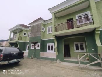 4 Bedroom Duplex Two in The Compound, S-fort Estate Opposite Ecobank on Ado Road, Ajah, Lagos, Semi-detached Duplex for Rent