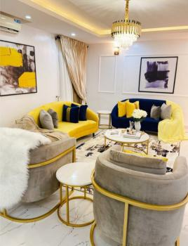 Lush 3 Bedroom Pent House, Off Kunsela Road, Ikate, Lekki, Lagos, Flat / Apartment Short Let