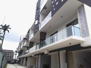 Newly Built 4 Bedroom Terrace with Bq, Ikeja Gra, Ikeja, Lagos, Terraced Duplex for Sale