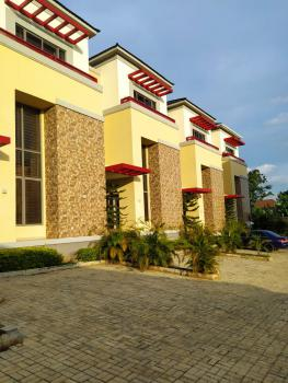 Beautiful 4 Bedroom Terrace Duplex with Bq in a Mini Estate, Katampe Extension, Katampe, Abuja, Terraced Duplex for Sale