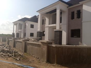Luxury 4 Bedroom+ 1 Room Attached Bq at Affordable Price, Immediately After Gwarinpa, Close to Papa Ground, Karsana, Abuja, Semi-detached Duplex for Sale