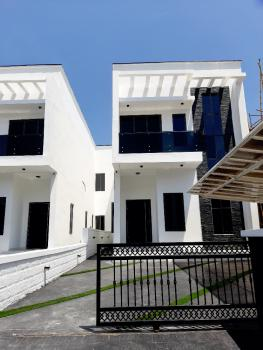 5 Bedroom Semi-detached Duplex with Swimming Pool and Bq, Ikota, Lekki, Lagos, Semi-detached Duplex for Sale