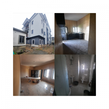 Brand New 3 Bedroom Apartment, Within an Estate, Ago Palace, Isolo, Lagos, Flat / Apartment for Rent