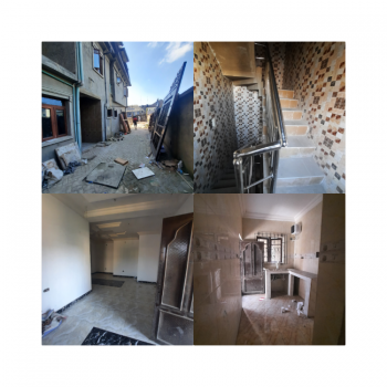 Very Spacious New 3 Bedroom Apartment, Greenfield Estate, Ago Palace, Isolo, Lagos, Flat / Apartment for Rent