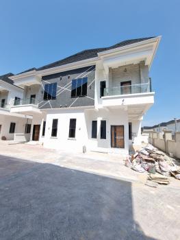 Luxury 4 Bedroom Semi Detached Duplex, Chevron Toll,lekki By Oral Estate, Ikota, Lekki, Lagos, Semi-detached Duplex for Sale