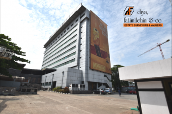 Varying Office Spaces From About 100sqm, Alfred Rewane/ Kingsway Road, Ikoyi, Lagos, Office Space for Rent
