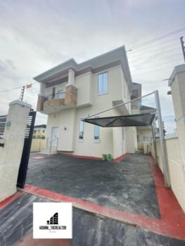 Spacious 4 Bedroom Detached Duplex with Bq Available, Ajah Lekki, Ajah, Lagos, Detached Bungalow for Sale