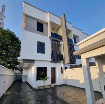 4 Bedroom Semidetached-duplex with a Service Quarters, Off Admiralty Way, Lekki Phase 1, Lekki, Lagos, Semi-detached Duplex for Sale