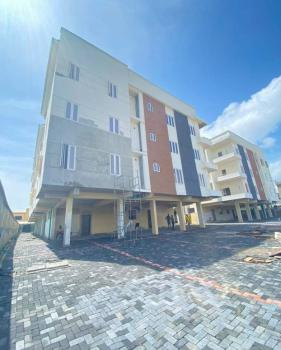 1 Unit Remaining! New Lovely Serviced 3 Bedroom Flat, Alma Beach Estate, 3rd Roundabout, Lekki Right Side, Ikate, Lekki, Lagos, Flat / Apartment for Sale