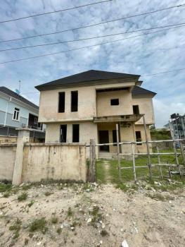 Uncompleted Corner-piece 5 Bedroom Duplex, U3 Estate, Lekki Phase 1, Lekki, Lagos, Detached Duplex for Sale