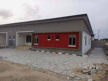 3 Bedrooms Semi Detached Bungalow, Oribanwa, Ajah, Lagos, Semi-detached Bungalow for Sale