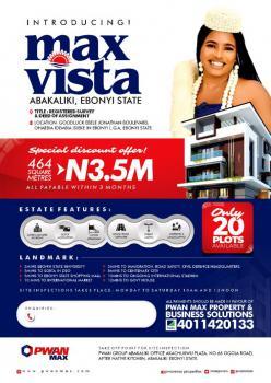 Hot Land, Goodluck Ebele Jonathan Boulevard, Ohaebia, Idembia, Iseke, Abakaliki, Ebonyi, Mixed-use Land for Sale