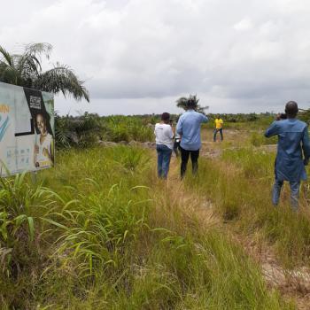 a Beautiful Waterside Estate, Water Side Estate, Ode Omi, Ibeju Lekki, Lagos, Mixed-use Land for Sale