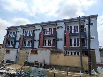 4 Bedroom Semi Detached Duplex (all Ensuite) with a Room Boys Quarter, Adeniyi Jones, Ikeja, Lagos, Semi-detached Duplex for Sale