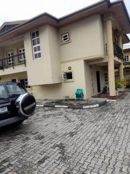 4 Bedroom Fully Detached Duplex Plus 2 Rooms  Bq, Off Hakeem Dickson Street, Lekki Phase 1, Lekki, Lagos, Semi-detached Duplex for Rent