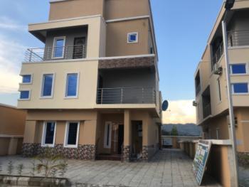 Brand New Serviced 3 Bedroom Semi Detached Duplex + Bq, Ac, Gymnasium, Mabushi, Abuja, Semi-detached Duplex for Sale