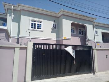 3 Bedroom Duplex Self Compound, Ilasan, By World Oil Filling Station, Lekki, Lagos, Terraced Duplex for Sale