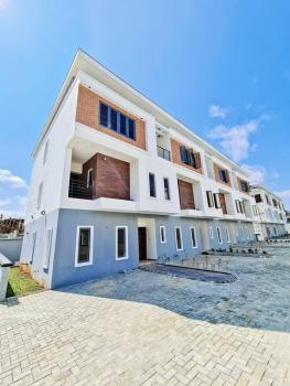 Exquisitely Finished & Fully Serviced 4 Bedroom Terrace with a Room Bq, Ikate Elegushi, Lekki, Lagos, Terraced Duplex for Sale