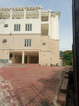 6 Bedrooms Detached Duplex with Swimming Pool and Bq, in an Estate, Wuse 2, Abuja, Detached Duplex for Sale
