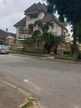 Ambassadorial 7 Bedroom Duplex with Bq, Thomas Sankara Street, Very Close to Ecowas, Asokoro District, Abuja, Detached Duplex for Sale