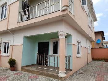 Well Maintained 3 Bedroom Semi Detached Duplex Self Compound Available, Ajah, Lagos, Semi-detached Duplex for Rent