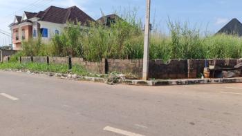 1,180sqm of Fenced Land (corner Piece), Wtc Estate, Independence Layout, Enugu, Enugu, Mixed-use Land for Sale